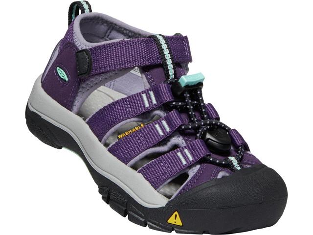 Keen Newport H2 Sandalen Kinderen, purple pennant/lavender gray